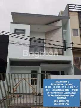 Dijual rumah baru harga perdana di Taman Surya 5 Jakarta Barat