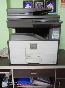 Sharp xerox machine