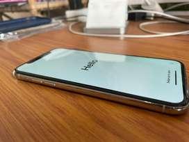 Iphone X (256GB) White / Silver