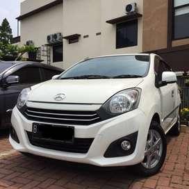 Daihatsu Ayla 1.0 X M/T 2017 PUTIH