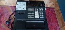 Dijual mesin hitung atau register merk Casio