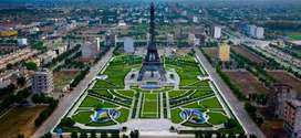Bahria Town Lahore Sector A 2 kanal Plot