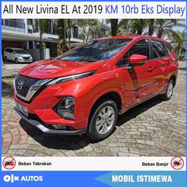 All New Livina 2019 km 10rb eks display antik bs kredit