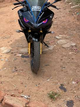 Yamaha r15 well maintained sell or exchange