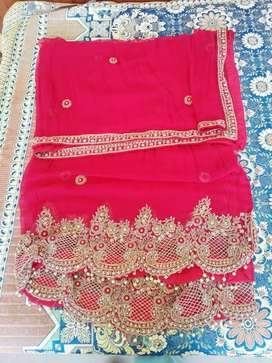 Bridal Lehnga (Red)