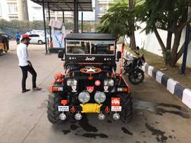 Mahindra jeep fully modified  with DI tarbo engine