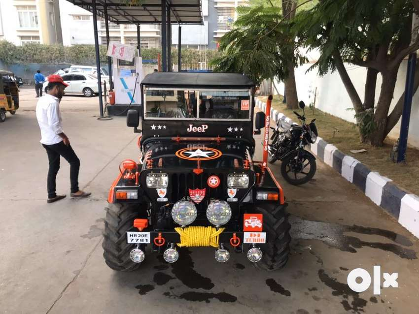 Mahindra jeep fully modified  with DI tarbo engine 0