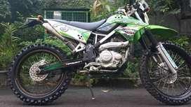 Kawasaki KLX-150 Up Grade,Istimewa!!!