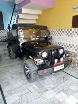 Mahindra modified Thar
