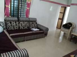 """Semi furnished"" flat @ Bapunagar"
