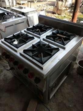Suhail old kitchen equipment