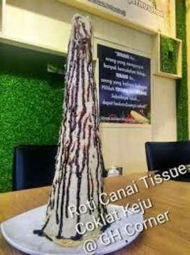 Roti Canai Khas Malaysia