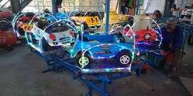 ready stock odong panggung mobil mobil bordes L05