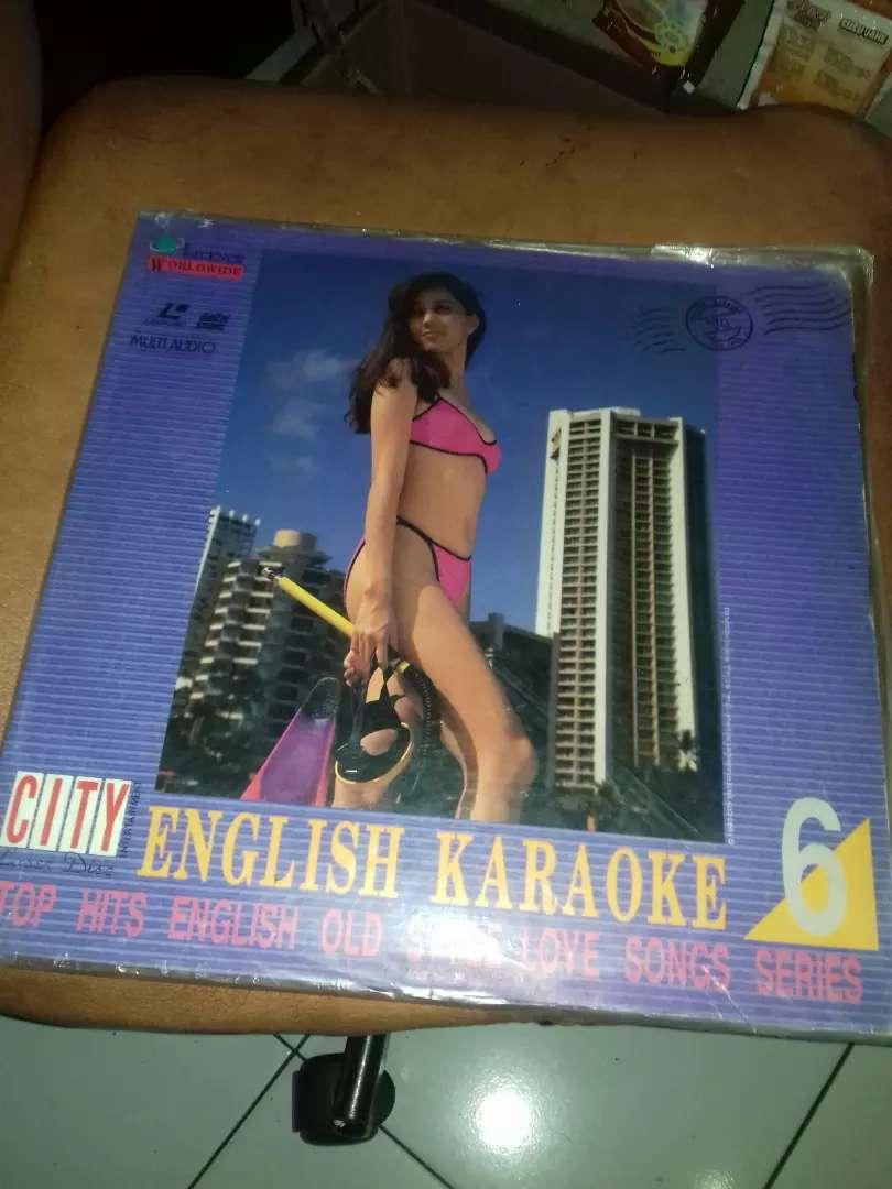 cakram laser disc english karaoke 0