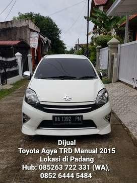 Toyota Agya TRD Manual Tahun 2015