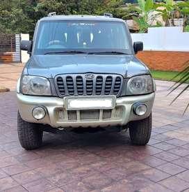 Mahindra Scorpio M2DI, 2007, Diesel