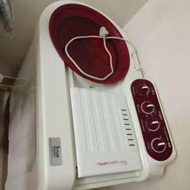 Whirlpool 7.5kg semi automatic