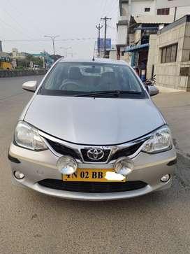 Toyota Etios GD, 2015, Diesel