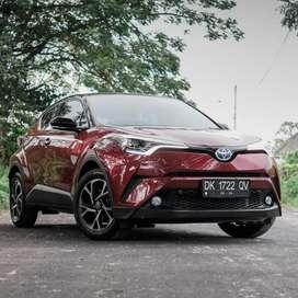 [Lulus Inspeksi] Toyota CHR Hybrid 1.8 AT th 2019