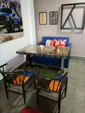 Imported dinning table four seater 25000 each