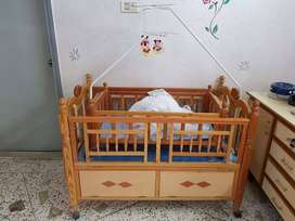 2 in 1 cot