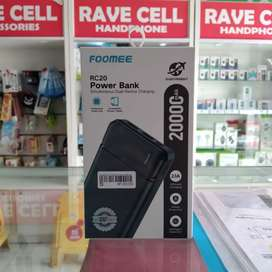 PowerBank Foome RC20  20000 mAh ( RAVE CELL)
