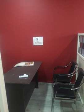 Commercial Semi furnished office space top floor available for RENT/Le