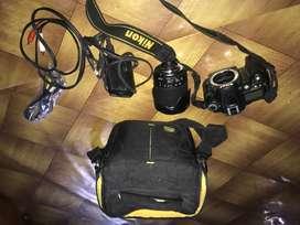 Dijual Nikon D90 Kit