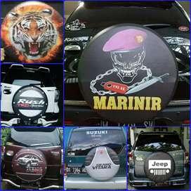 Sarung cover ban Rush Terios Taruna CR-V Terrano Touring Feroza Taft