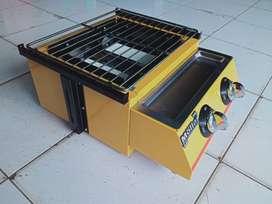 Roaster Gas 2 Tungku Mollar