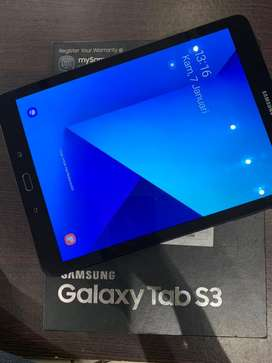 Samsung Tab S3 wifi Only secon 4/32gb