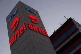 AIRTEL HR (Tanya mam);Need Customer Care/Data Entry Operator/Reception