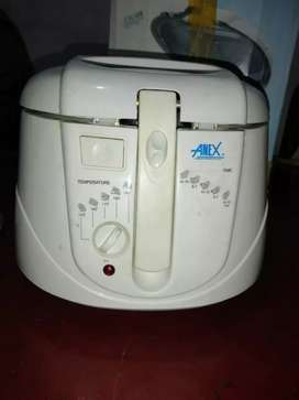 Anex deep fryer with box