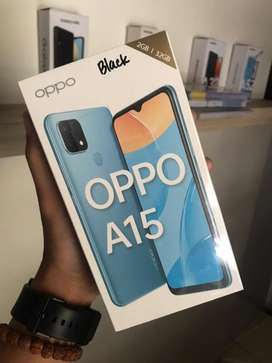 OPPO A15s 4/64 Blue
