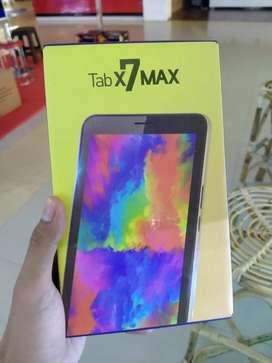 Tab Advan X7MAX, Globalindo cell Natar