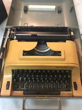 Remington hindi typewriter