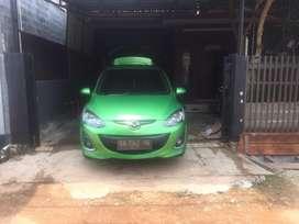 Mazda 2 Siap dipakai dan nyaman