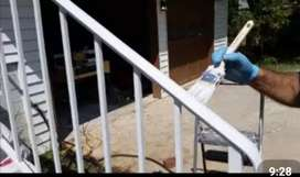Stairs grill.. 37 foot