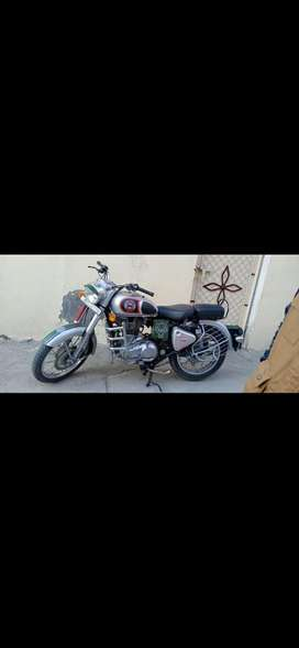 silver colr good condition like new