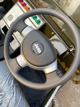 Steering wheel for jeep