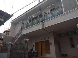 Rumah kost Murah 2 lantai di Tebet Jakarta Selatan