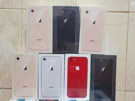 iPhone 8 256gb red/grey/gold/silver new sealed