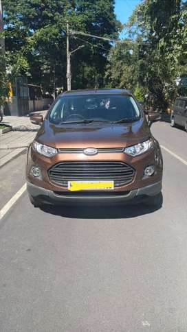 Ford Ecosport EcoSport Ambiente 1.5 Ti VCT Manual, 2016, Petrol