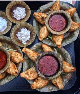Momos and kathi roll special chef