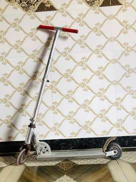 Kick Scooter By cycle Best Good Condition