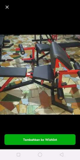 Adjustable Bench Multifungsi