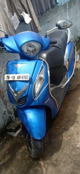 Yamaha facino 110 cc