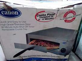 Canon pizza machine