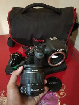 Canon EOS Kiss X5/600D 18-55MM