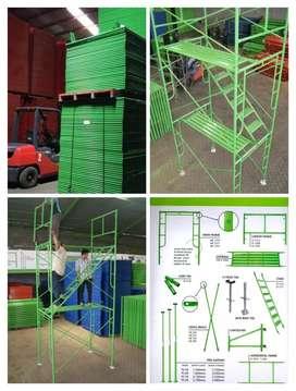 Scaffolding kapolding steger andang galam bambu rental sewa jual 242